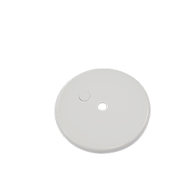 4.5inch round canopy for led linear pendant light