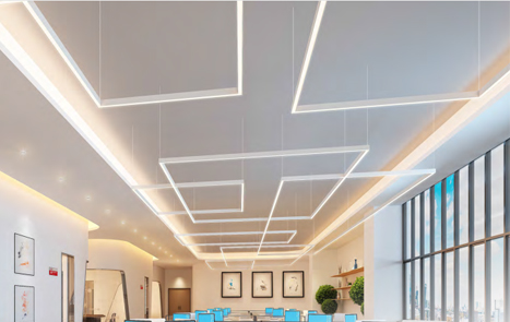 LED architectural linear fixture