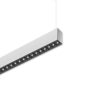 Linear Suspended LED fixtures