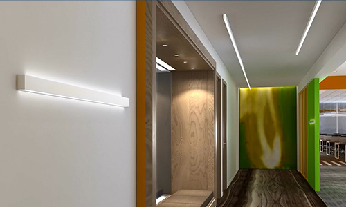 Surface Mounted Linear Lighting