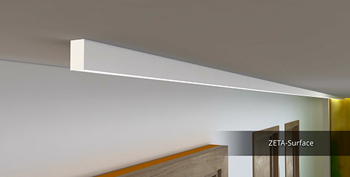 Surface Mounted Linear Light