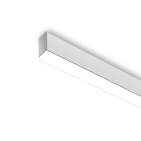 surface mounted linear lighting fixture