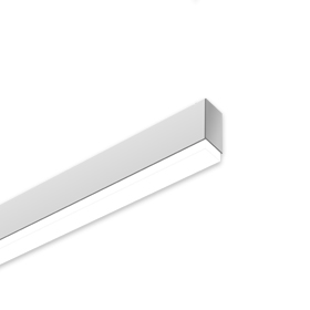 Wall-mounted linear lighting