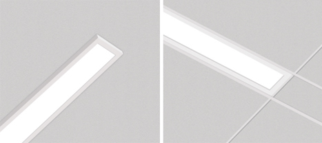 surface mounted linear led lights