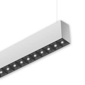 architectural linear LED light fixture