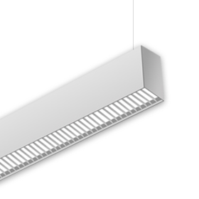linear pendant light fixture