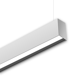suspended led linear lights